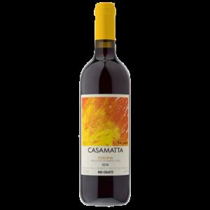 Bibi Graetz Natural Wine Florence Sangiovese Rosso 2018