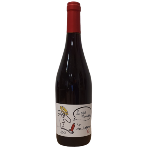 French Red Le Petit Courselle Natural Wine Blend